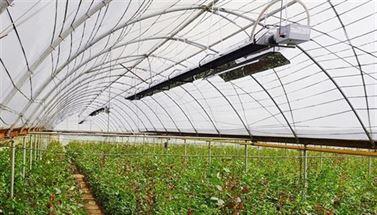 کاهش مصرف گاز در گلخانه