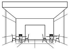 فرم الکترونیکی رستوران و فضای باز 1