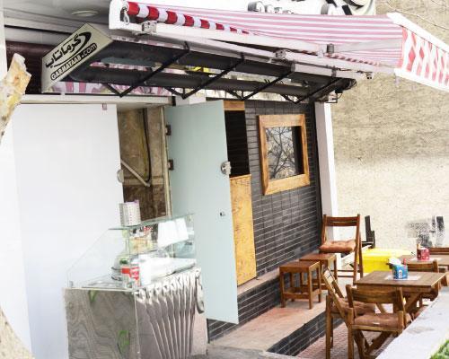 گرماتاب در رستوران ها و فضای باز 2