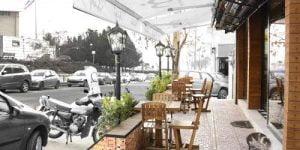 گرماتاب در رستوران ها و فضای باز 5