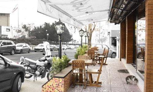 گرماتاب در رستوران ها و فضای باز 7