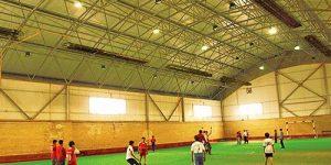 گرماتاب در سالن های ورزشی 1