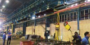 گرماتاب در سالن های صنعتی 5