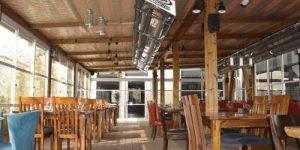 گرماتاب در رستوران ها و فضای باز 4